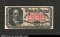 Fractional Currency:Fifth Issue, Fifth Issue 50c, Fr-1381, Choice CU. If the bottom margin ...
