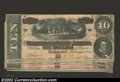 Confederate Notes:1864 Issues, A Nice Group of Ten T-68 1864 $10s, all grading VF to AU and ...