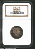 """Proof Barber Quarters: , 1912 25C PR66 NGC. """"Wow"""" is the first word that comes to ..."""