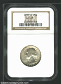 Washington Quarters: , 1939-D 25C MS67 NGC. An immaculate coin that has bright ...