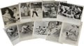 Baseball Collectibles:Photos, 1950-73 Original AP Wirephotos Lot of 43. A considerable slice ofbaseball life is afforded to us by way of the lot that we...