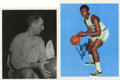 Autographs:Photos, Bob Cousy and Jo Jo White Signed Photographs. Two integral membersfrom the hallowed Boston Celtics organization have each ...