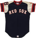 Baseball Collectibles:Uniforms, 1976 Pawtucket Red Sox Game Worn Uniform. Founded in 1970, the Pawtucket Red Sox, known affectionately as the Paw Sox, are ...