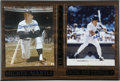 Autographs:Photos, Mickey Mantle and Don Mattingly Signed Photographs Lot of 2. Two ofthe most-beloved sluggers for the Yankees in their resp...