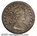 Early Half Dimes: , 1800 H10C AU55 PCGS. V-1, LM-1, R.3. Smooth, steel gray ...