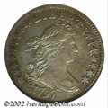 Early Dimes: , 1797 10C 16 Stars XF45 NGC. JR-1, R.4. One of two ...