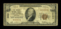 National Bank Notes:Wisconsin, Lake Geneva, WI - $10 1929 Ty. 1 The Farmers NB Ch. # 5592. This note comes from the second of two banks chartered in th...