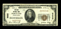 National Bank Notes:Pennsylvania, Portland, PA - $20 1929 Ty. 1 Portland NB Ch. # 6665. A scarcerNorthampton County bank with just six Series 1929 exampl...
