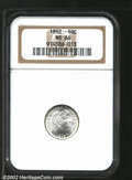 Barber Dimes: , 1892 10C MS66 NGC. A wonderful Gem that looks as if it ...