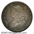 1824/2 25C MS62 NGC. B-1, R.3. Although this is the only variety of the year, it is always popular because of its overda...