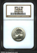 Washington Quarters: , 1936-D 25C MS65 * NGC. A highly lustrous and brilliant ...