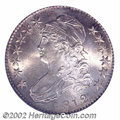Bust Half Dollars: , 1812 50C MS66 PCGS. O-110, R.1. Easily attributed by the ...