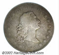 Early Dollars, 1794 $1 VF25 PCGS. B-1, BB-1, R.4. One can probably ...