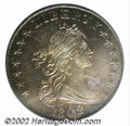 Early Dollars: , 1802 $1 Wide Date AU53 PCGS. B-6, BB-241, R.1. This ...