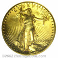 Proof High Relief Double Eagles: , 1907 $20 High Relief PR64 NGC. Previously offered in our ...