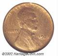 Additional Certified Coins: , 1922 No D 1C Strong Reverse Cent--Struck Thru--MS60 Red PCI ...