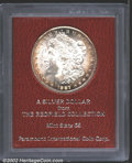 Additional Certified Coins: , 1887-S $1 MS65 Paramount (MS63). Nicely struck and ...