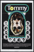 "Movie Posters:Rock and Roll, Tommy (Columbia, 1975). One Sheet (27"" X 41""). Rock Musical.Starring Ann-Margret, Oliver Reed, Roger Daltrey, Elton John, E..."