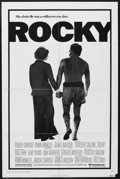 "Movie Posters:Sports, Rocky (United Artists, 1977). One Sheet (27"" X 41""). Sports Action. Starring Sylvester Stallone, Talia Shire, Burt Young, Ca..."