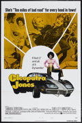"Movie Posters:Blaxploitation, Cleopatra Jones (Warner Brothers, 1973). One Sheet (27"" X 41"")Style B. Action. Starring Tamara Dobson, Bernie Casey, Brenda..."