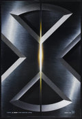 """Movie Posters:Science Fiction, X-Men (20th Century Fox, 2000). One Sheet (27"""" X 40"""") Advance Style A. Science Fiction Action. Starring Hugh Jackman, Patric..."""