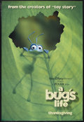 "Movie Posters:Animated, A Bug's Life (Buena Vista, 1998). One Sheet (27"" X 40"") Advance.Animated Adventure. Starring the voices of Dave Foley, Kevi..."