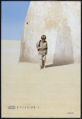 "Movie Posters:Science Fiction, Star Wars: Episode I - The Phantom Menace (20th Century Fox, 1999).One Sheet (27"" X 40"") Double Sided Advance. Science Fict..."