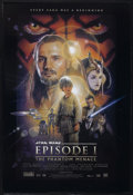 "Movie Posters:Science Fiction, Star Wars: Episode I - The Phantom Menace (20th Century Fox, 1999).One Sheet (27"" X 40""). Science Fiction Adventure. Starri..."