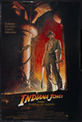"Movie Posters:Adventure, Indiana Jones and the Temple of Doom (Paramount, 1984). One Sheet (27"" X 40""). Action Adventure. Starring Harrison Ford, Kat..."