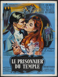 "Dangerous Exile (Rank, R-1960s). French Grande (47"" X 63""). Drama. Starring Belinda Lee, Louis Jourdan, Keith..."