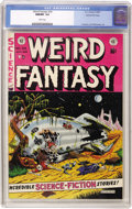 Golden Age (1938-1955):Science Fiction, Weird Fantasy #20 Gaines File Copy (EC, 1953) CGC NM/MT 9.8 Whitepages....