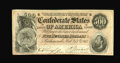 Confederate Notes:1864 Issues, T64 $500 1864. Here is another note signed by ( Mrs.) V. (M.) Penrifoy and (Miss) A. (S.) Stuart that exhibit a couple handl...