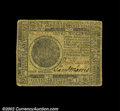 Colonial Notes:Continental Congress Issues, Continental Currency November 29, 1775 $7 Choice Very Fine....