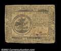 Colonial Notes:Continental Congress Issues, Continental Currency May 9, 1776 $5 Very Fine. The bottom ...