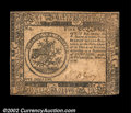 Colonial Notes:Continental Congress Issues, Continental Currency November 2, 1776 $5 Extremely Fine. ...