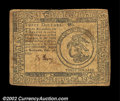 Colonial Notes:Continental Congress Issues, Continental Currency February 26, 1777 $3 Choice Very Fine....