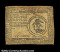 Colonial Notes:Continental Congress Issues, Continental Currency February 26, 1777 $3 Very Fine. Solid ...