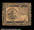 Colonial Notes:Continental Congress Issues, Continental Currency February 26, 1777 $5 Very Choice New. ...