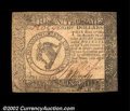Colonial Notes:Continental Congress Issues, Continental Currency April 11, 1778 $8 Choice About New. ...
