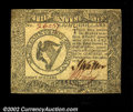 Colonial Notes:Continental Congress Issues, Continental Currency September 26, 1778 $8 Choice About New....
