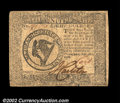 Colonial Notes:Continental Congress Issues, Continental Currency September 26, 1778 $8 Extremely Fine. ...