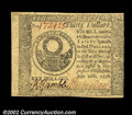 Colonial Notes:Continental Congress Issues, Continental Currency September 26, 1778 $30 Very Choice New....