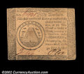 Colonial Notes:Continental Congress Issues, Continental Currency September 26, 1778 $50 New. A bit ...