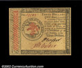 Colonial Notes:Continental Congress Issues, Continental Currency January 14, 1779 $3 Superb Gem New. A ...