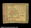 Colonial Notes:Continental Congress Issues, Continental Currency January 14, 1779 $45 Choice Very Fine....