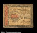 Colonial Notes:Continental Congress Issues, Continental Currency January 14, 1779 $50 Extremely Fine. ...