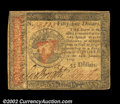 Colonial Notes:Continental Congress Issues, Continental Currency January 14, 1779 $55 Extremely Fine. ...