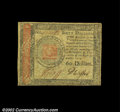 Colonial Notes:Continental Congress Issues, Continental Currency January 14, 1779 $60 Very Fine. A ...