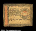 Colonial Notes:Continental Congress Issues, Continental Currency January 14, 1779 $65 Extremely Fine. ...