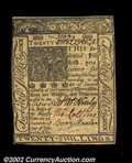 Colonial Notes:Delaware, Delaware January 1, 1776 20s Choice New. Bright, ...